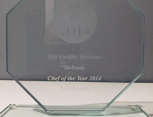 ISS Chef Of The Year 2014